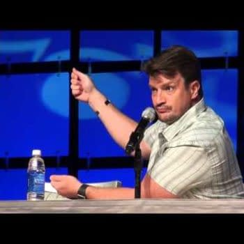 Full Panel Videos From Phoenix Comic Con – Nathan Fillion, Mark Sheppard And Bruce Campbell