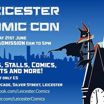 Things To Do In Leicester In June If You Like Comics