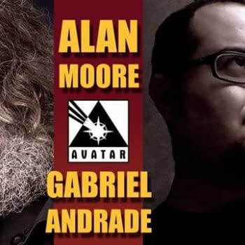 Are Alan Moore And Gabriel Andrade Working On A New Series For Avatar Press?