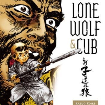 New Lone Wolf And Cub: A Classic Continues – Look! It Moves! By Adi Tantimedh