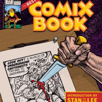 As 'Hip And With It' As Marvel Would Allow – Denis Kitchen On Working With Robert Crumb, Will Eisner, And Stan Lee At Heroes Con 2014