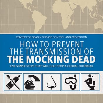 Free on Bleeding Cool &#8211 The Mocking Dead #1 By Van Lente And Dunbar