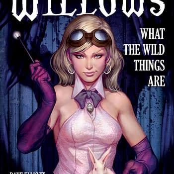 What If Wonderland Was A Shared Reality Dave Elliot Talks Weirding Willows In The Bleeding Cool Interview