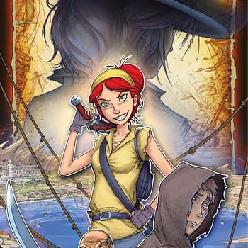 Special Preview &#8211 Indie Sensation And Pirate Adventure Anne Bonnie #2