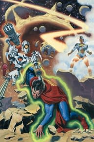 DC Comics Cancels Adventures Of Superman With #17