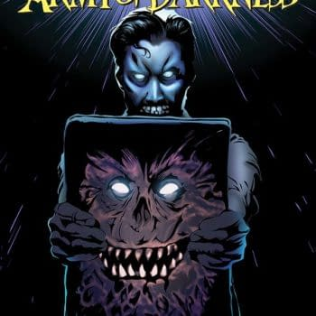 Steve Niles Wraps Up Ash And The Army Of Darkness