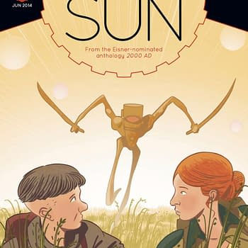 Preview This Weeks 2000AD And Brass Sun #2