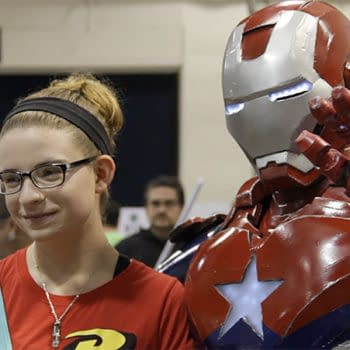 Hartford Comic Con's First Outing Hits Home For Local Fans