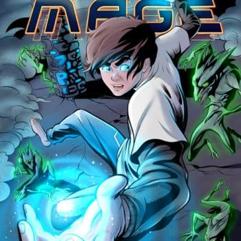 Special Preview – Star Mage #3 From IDW This Week Where Magic Is Serious Business