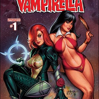 Joseph Michael Linsner To Draw Interiors For Dawn/Vampirella Crossover