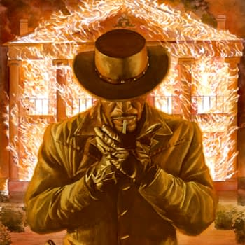 Quentin Tarantino Crosses Over With Zorro In Django Unchained Sequel With Dynamite DC Comics And Matt Wagner