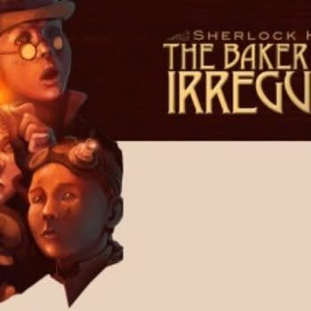 Tony Lee And Dan Boultwood's Baker Street Irregulars Hits The Stage