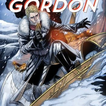 Full Issue Of Flash Gordon #2 From Jeff Parker And Evan Shaner