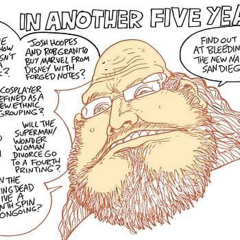 Happy Fifth Birthday, Bleeding Cool, From The Comic Book Industry