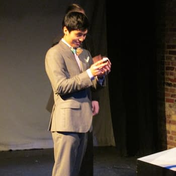 Switch To Kill – Psychology Down The Barrel Of A Gun At the Comic Book Theater Festival
