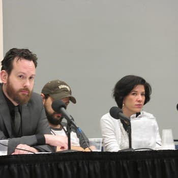 'Dark Stuff' Is All About Mood – Horror Comics With Ben Templesmith, Rafael Albuquerque, Rachel Deering, Matthew Roberts And Vanesa Del Rey At Heroes Con 2014