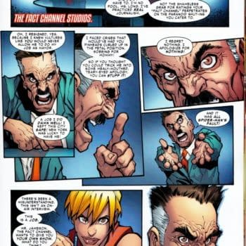 Today, J. Jonah Jameson Becomes The Bill O'Reilly Of The Marvel Universe