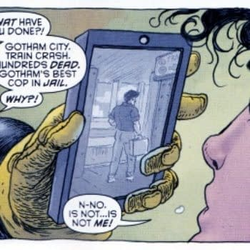 Before The Haters Arrive – When Stephanie Brown First Met Batman In Batman Eternal