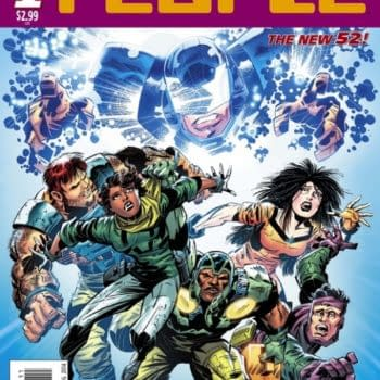 Homage And Evolution In Infinity Man And The Forever People