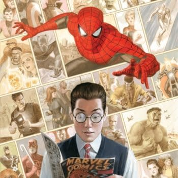 The Marvel 75th Anniversary Celebration, A New Anthology Comic Beginning In October