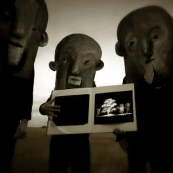 Nine Lives Lived In Full With Dave McKean At The British Library