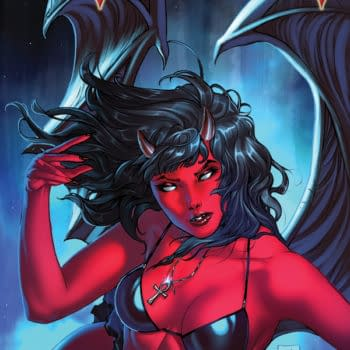Purgatori Gets Her Own Series As Chaos Titles Continue To Expand With Dynamite
