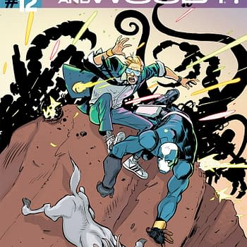 This Week From Valiant &#8211 Preview Quantum And Woody #12