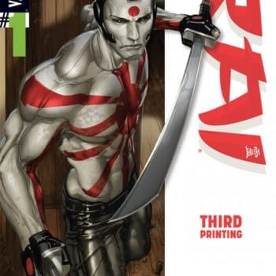 Prints Charming – Rai, X-O Manowar, Superman, Super Secret Crisis War And Harley Quinn