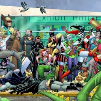 Full Artist Lineup For Harley Quinn Invades Comic Con International: San Diego Includes Paul Pope