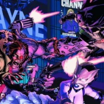 Infinite Crisis Comic To Come With Digital Doomsday Code For The Game