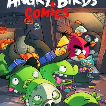 Free Hallowe'en Comics On October 25th – Secret Wars, Angry Birds, Afterlife With Archie, Batman, Rachel Rising, Princeless, Extinction Parade, Resident Evil, Fathom And More