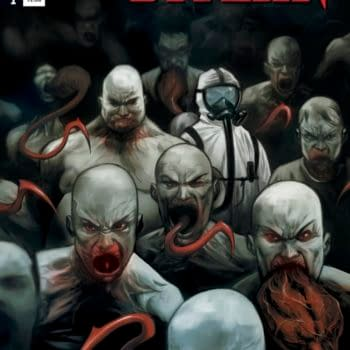Get Del Toro's The Strain #1 And #2 From Dark Horse Free Here Ahead Of The TV Debut