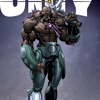 Double Shot Of Previews &#8211 Unity # 8 And Harbingers #24