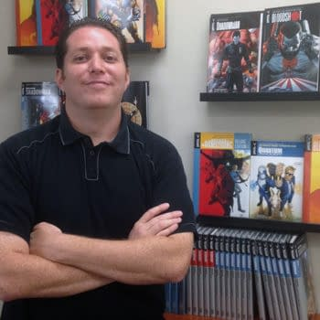 Warren Simons Promoted To Editor-In-Chief At Valiant And The Industry Is Pleased