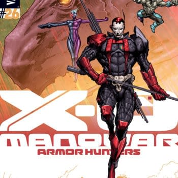 Double Shot Preview – X-O Manorwar #26 And Shadowman: End Times #3