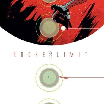 Roche Limit – A New Sci-Fi Comic For September From Image