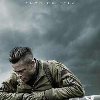 First Poster For David Ayers Fury