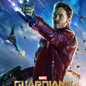 Chris Pratt Teared Up Reading Guardians Of The Galaxy 2 Pitch