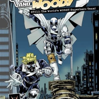 Priest And Bright's Return To Quantum & Woody Begins In October As Valiant Collect Their Previous Work In An Omnibus