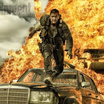 Witness Me! Tom Hardy Confirms 'Mad Max: The Wasteland' Is Still Happening