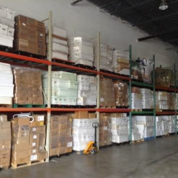 This Is What A Quarter Of A Million Comics In Longboxes Looks Like
