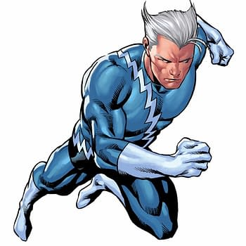 Quicksilver Moving (At Speed) From X-Factor To Avengers