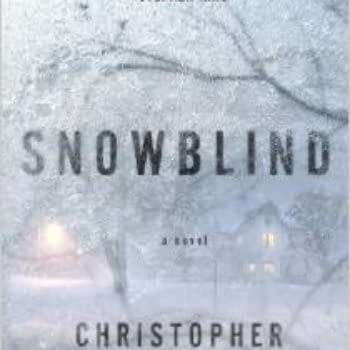 David S. Goyer Developing Horror Novel Snowblind As Miniseries Adaptation