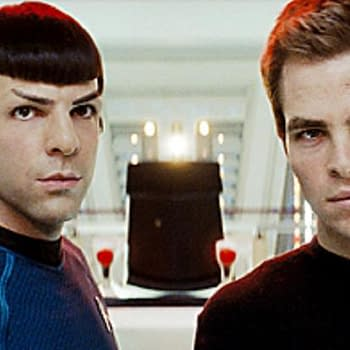 Chris Pine And Zachary Quinto Sign On For Star Trek 4
