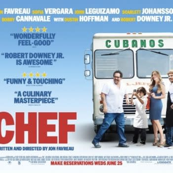 Free Cinema Tickets: Watch The Mouth-Watering Comedy Chef Early