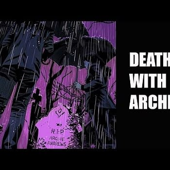 A Comic Show &#8211 Archie Dies Harley Goes to SDCC