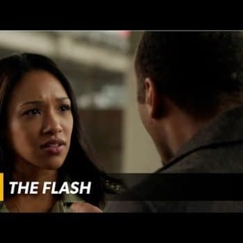 Getting To Know Detective Joe – The Latest Flash Featurette