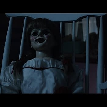 The Conjuring Spin-Off Movie Annabelle Gets First Trailer
