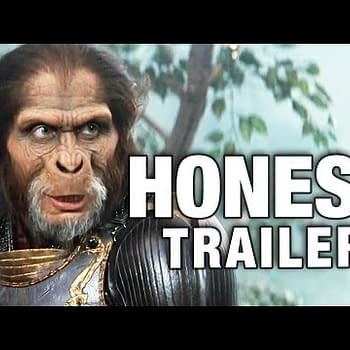 Late Night Fun &#8211 Honest Trailer For 2001s Planet Of The Apes