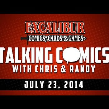 Talking Comics &#8211 Discussing This Weeks Upcoming Titles From Batman And Robin To Ragnarok Supreme Doctor Who Velvet Afterlife With Archie And More